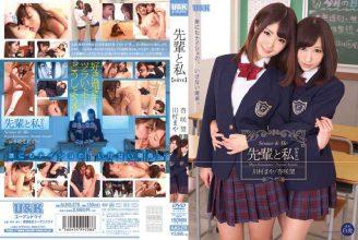 """AUKG-276 Senior And I """"siro:"""" Kawamura Maya AnSakiNozomi"""