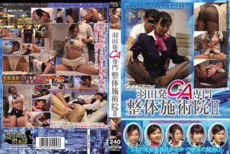 CLUB-040 Haneda CA Professional Bodywork Practitioner Council II
