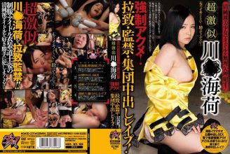 DASD-219 Commit Force The Innocent School Girl Idol!○ River Sea Cargo Forced Orgasm Like Super Deep! The Rape Shi Out Abduction, Detention, Population!