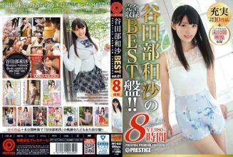 PPT-037 Yatabe Kazusuna 8 Hours Best Prestige Premium Treasure Vol.01