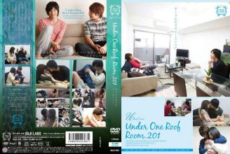 SILK-043 Room Share Of Under One Roof Room.201 Man Futari