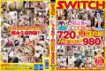 SW-529 Thank You 7th Anniversary 720 Minutes (12 Hours) 3 Sheets Set Mega Prime Switch 980 Yen