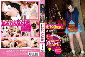 ZEX-138 Nishikawa Hanako First Experience Of AV Girl Sitting Day